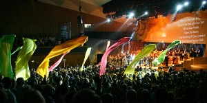 ICEJ Feast of Tabernacles Celebration in Jerusalem